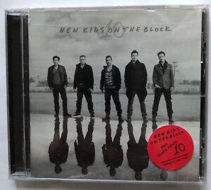 New-Kids-On-The-Block-039-10-039-Exclusive-Limited-Edition-Bonus-Tracks-CD-NEW-Rare