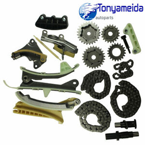 Timing-Chain-Kit-w-Gears-For-Ford-Explorer-Mazda-Mercury-1997-2009-SOHC-V6-4-0L