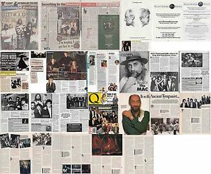 FLEETWOOD MAC  CUTTINGS COLLECTION interviews adverts - <span itemprop=availableAtOrFrom>England, United Kingdom</span> - FLEETWOOD MAC  CUTTINGS COLLECTION interviews adverts - England, United Kingdom