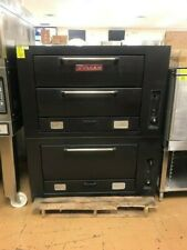 Vulcan Double Bake Oven 3 Total Decks
