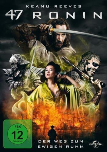 1 von 1 - 47 Ronin (DVD 2014) NEU&OVP