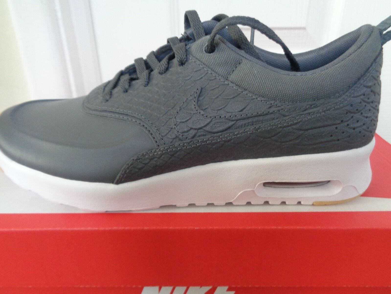 Nike Air Max Thea PRM uk womens trainers 616723 015 uk PRM 4.5 eu 38 us 7 NEW+BOX decdd6