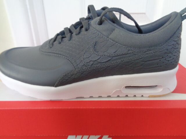 best loved 5a1a8 2d63c Nike Air Max Thea PRM womens trainers 616723 015 uk 4.5 eu 38 us 7 NEW