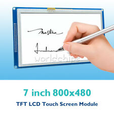 125pcs 7 Inch 800x480 7 Tft Lcd Touch Module Ssd1963 Pwm For Arduino Avr Arm