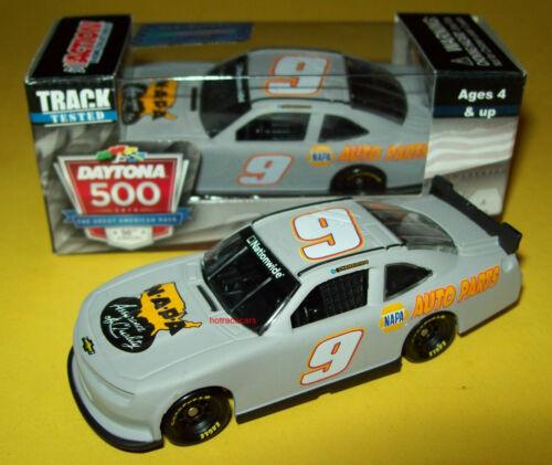 Chase Elliott 2014 NAPA Test Car #9 Daytona 500 Nationwide Camaro 1//64 NASCAR