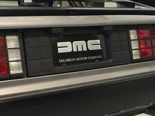 DMC Logo License Plate Insert w/2 Free Postcards