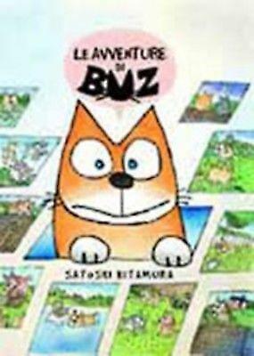 (1129) Le avventure di Buz - Satoshi Kitamura - Bohem Press