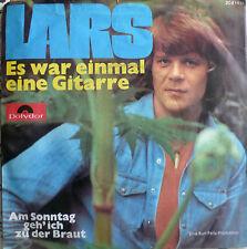 """7""""1975 LARS BERGHAGEN Es war einmal eine Gitarre MINT-?"""