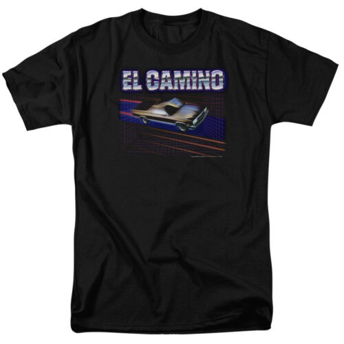 CHEVY EL CAMINO 85 Officially Licensed Adult Men/'s Graphic Tee Shirt SM-6XL