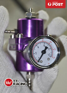 RISING-RATE-FUEL-PRESSURE-REGULATOR-FIT-NISSAN-HOLDEN-FORD-TOYOTA-PURPLE
