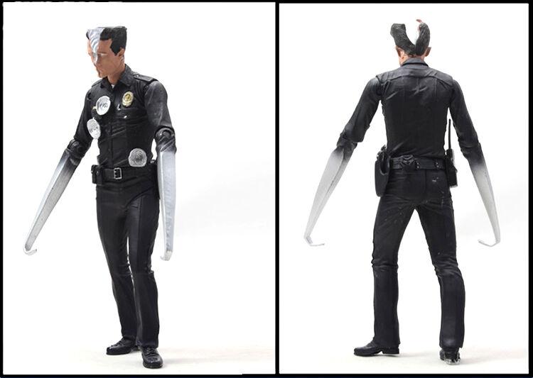 Terminator 2 am j  ngsten tag tag tag t - 1000 pescadero krankenhaus statue pvc - action - figur. b33432