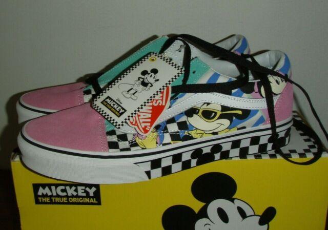 Disney Old Skool 80s Mickey Mouse