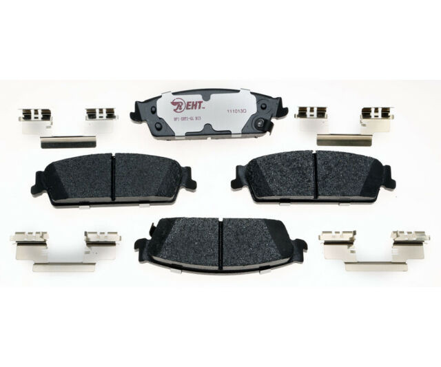 Disc Brake Pad Set-WT Rear Raybestos EHT1194H