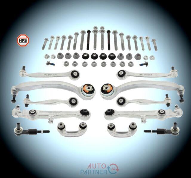Querlenker Satz verstärkt HPS Vorderachse für VW Passat 3B 3BG Audi A4 B5 A6 4B