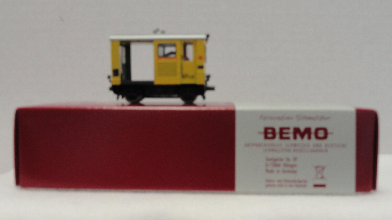 Bemo HOm 1274 193 RhB Tm 2  2 traktor.NIB
