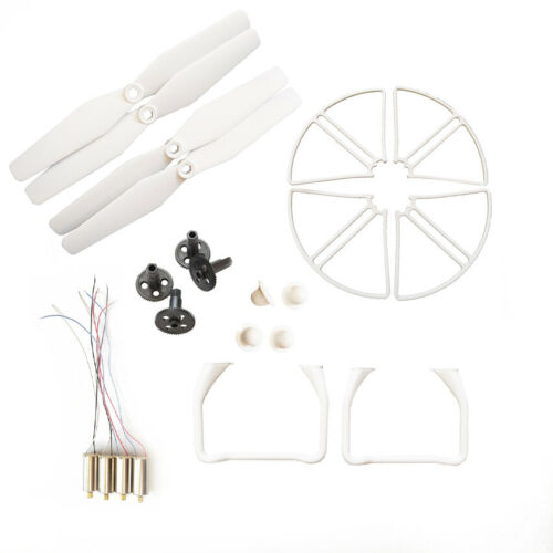 SJRC s20w s20 s30w part Motor engines Blade Protection Landing Gear propellers
