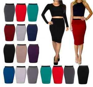 Aclaran Oficina Stretch Bodycon