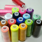 2016 Hand Polyester Quilting New 24/Lot Sewing Thread Spool Mixed Colors Machine