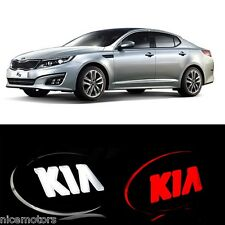 2Way White&Red LED Logo Trunk Emblem For KIA Optima K5 2011-2015