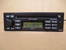 Hyundai Accent VDO Radio Stereo CD Player Head Unit