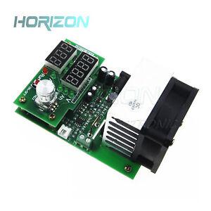 Carico-Elettronico-corrente-costante-9-99A-60W-30V-tester-capacita-della-batteria-scarica