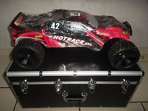 Df Models Hotrace Xxl 1/6 Brushless 5s (Sans Accus Lipo)