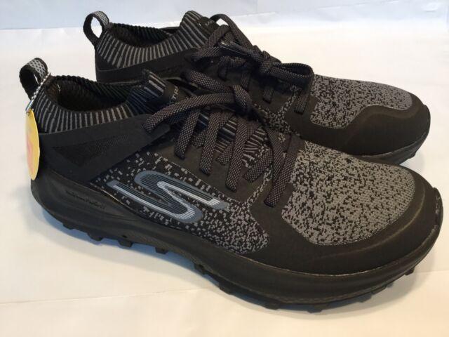skechers gorun Max Trail MaxTrail 5 Ultra 55207 Running Shoes Black Size 8.5