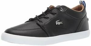 eb3d7dc83143 Lacoste BAYLISS 119 1 U Black White Men s Fashion Sneakers ...