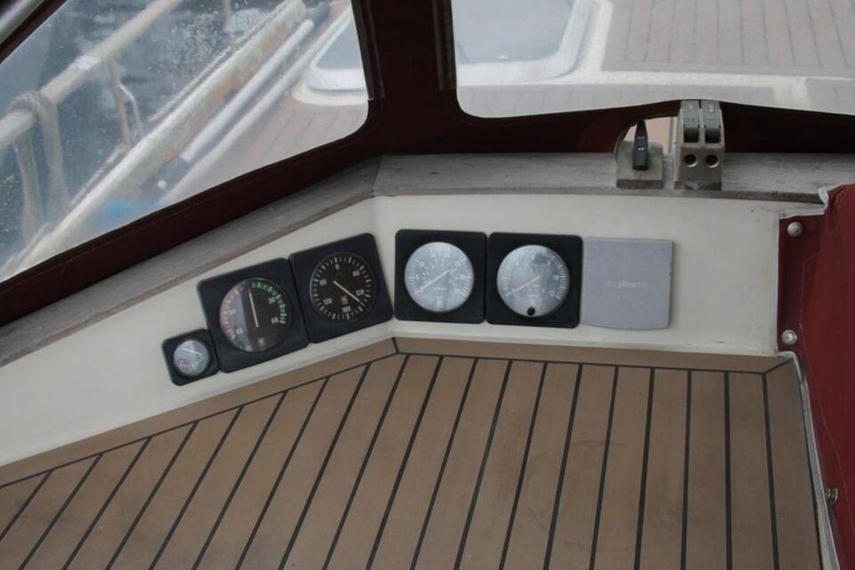 Nauticat 43, årg. 1986, fod 43