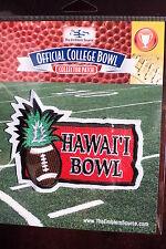 NCAA College Football Hawaii Bowl Patch 2015/16 Cincinnati & San Diego State