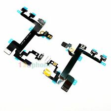 POWER ON/ OFF + VOLUME CONTROL ADJUST FLEX CABLE FOR IPHONE 5S #F-449
