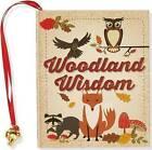 Woodland Wisdom (Mini Book) by Peter Pauper Press, Inc (Hardback, 2015)