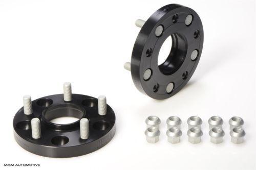 H&R Spurverbreiterung schwarz 40mm B4035633 Volvo V40 (Typ M) Spurplatten