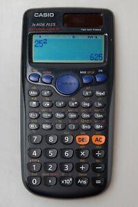 Casio FX-85DE PLUS Taschenrechner FX-85 DE | eBay