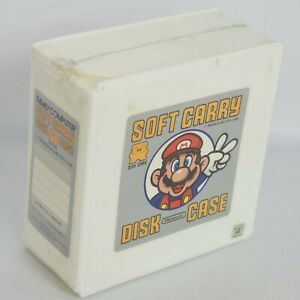Famicom-Disk-System-Soft-Carry-Case-Nintendo-Unused-Super-Mario-Bros-049