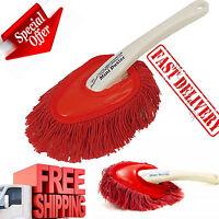 Car Cleaning Duster Dash Original California Cotton Fiber Cleaner Home Wax Brush