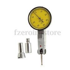 Manómetro Indicación Dial Indicador Cuadrante Puppitaster  0-0.8mm 32mm