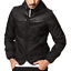 G-Star-Setscale-Hooded-Overshirt-Jacke-Schwarz-Herren-Groesse-UK-S-ref155 Indexbild 1
