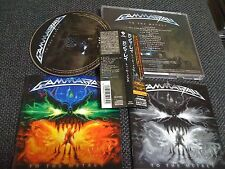 GAMMA RAY / to the metal /JAPAN LTD CD OBI