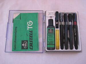 Coffret-de-stylos-pour-dessin-industriel-Castel-TG