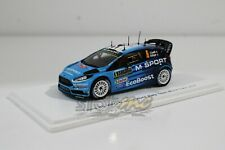 Ford Fiesta WRC M-Sport Ford WRT #33 Monte Carlo 2019 Evans S5981 Spark 1:43