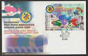 F251M-MALAYSIA-2000-WORLD-TABLE-TENNIS-CHAMPIONSHIPS-MS-FDC