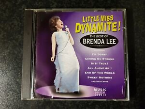 BRENDA-LEE-LITTLE-MISS-DYNAMITE-THE-BEST-OF-BRENDA-LEE-CD-ALBUM