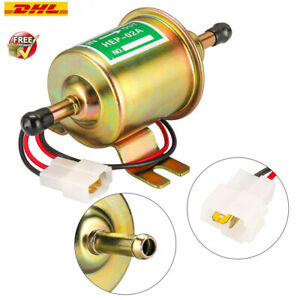 12V-Universal-Kraftstoffpumpe-Benzinpumpe-Elektrische-Diesel-Baumaschine-HEP-02A