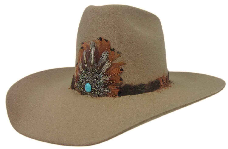Stetson 6X Show and Tell Cowboy Hat Fawn Brim 7 Oval 4  Brim Fawn c839b6