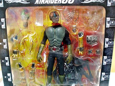 Diplomatisch S 7 Kamen Masked Rider I.c.bandai 2000 Chogokin Kikaider 00 Vol