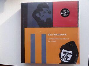 BEA-MADDOCK-CATALOGUE-RAISONNE-VOLUME-1-1951-1983-EXCELLENT-CONDITION