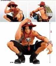 Banpresto One Piece Prize King of Artist Portgas D Ace PVC Figure
