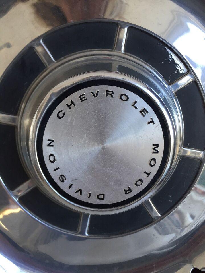Hjulkapsel , Chevrolet