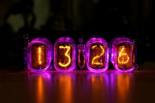 USB 6S28B//EF732//5840 tube spdif tube convertor abbasaudio tube clock